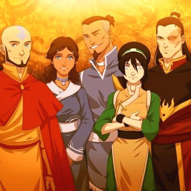 A Magia, As Artes Marciais E O Encantamento De Avatar: A